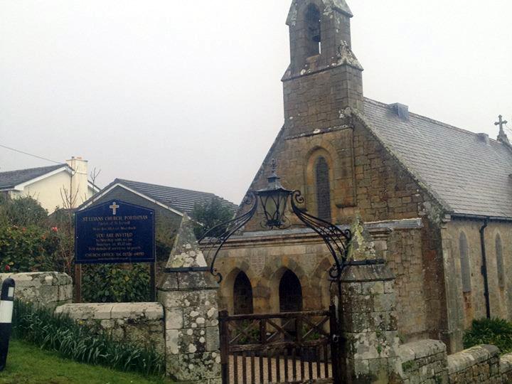 St Levan's Chapel, Porthpean